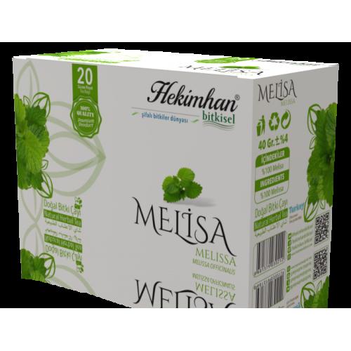 Melisa Çayı (20 Süzen Poşet)