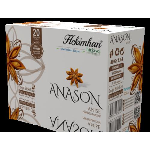 Anason Çayı (20 Süzen Poşet)