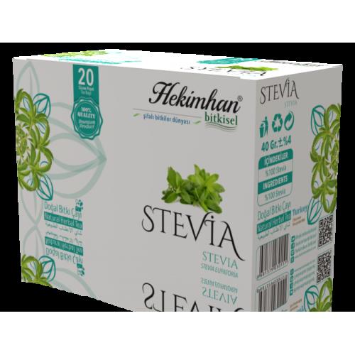 Stevia Çayı (20 Süzen Poşet)