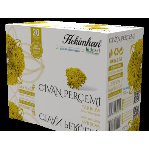 Civan Perçemi Çayı (20 Süzen Poşet)