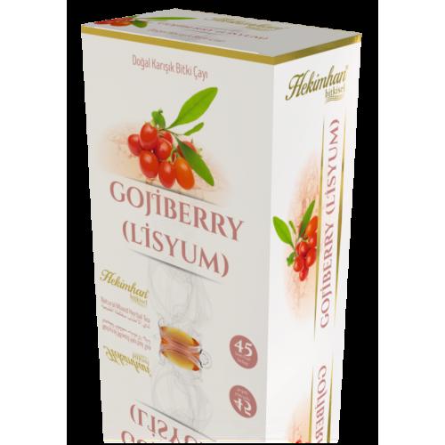 Gojiberry (Lisyum) Karışık Çay (45 Süzen Poşet)