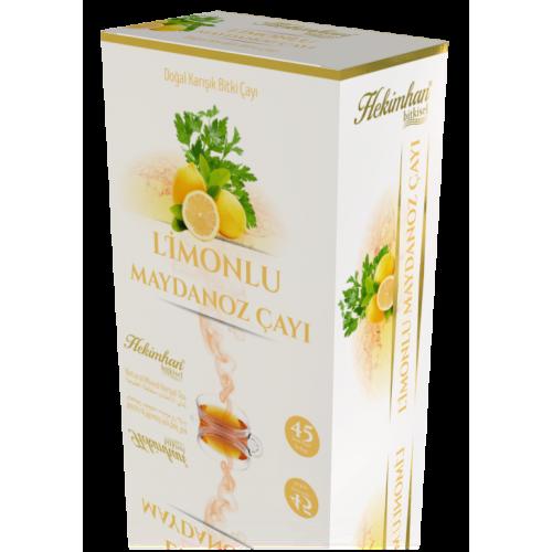 Limonlu-Maydanozlu Karışık Çay (45 Süzen Poşet)