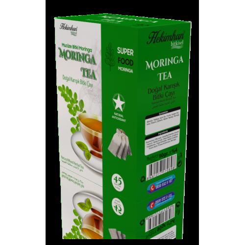 Moringa Karışık Çay (45 Süzen Poşet)