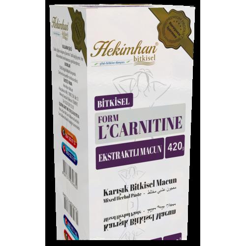 Form L'Carnitine Macun 420 gr.