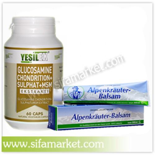 Glucosamine Karışımlı Set