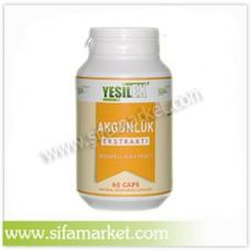Yeşilex Akgünlük Ekstraktı 650 mg (60 Kapsül)