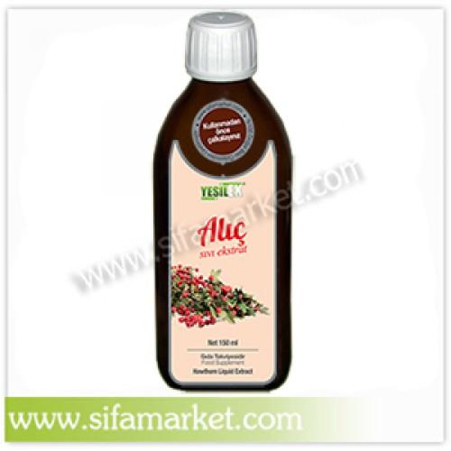 Yeşilex Alıç Sıvı Ekstraktı 150 ml.