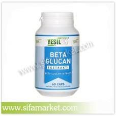 Yeşilex Beta Glucan 650 mg (60 Kapsül)