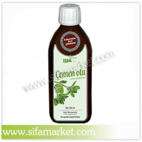 Yeşilex Çemen Otu Sıvı Ekstraktı 150 ml.