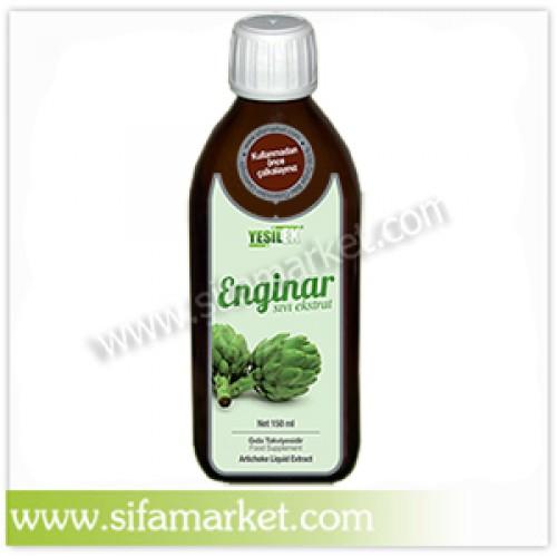 Yeşilex Enginar Sıvı Ekstraktı 150 ml.