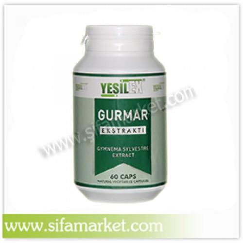 Yeşilex Gurmar Ekstraktı 600 mg (60 Kapsül)