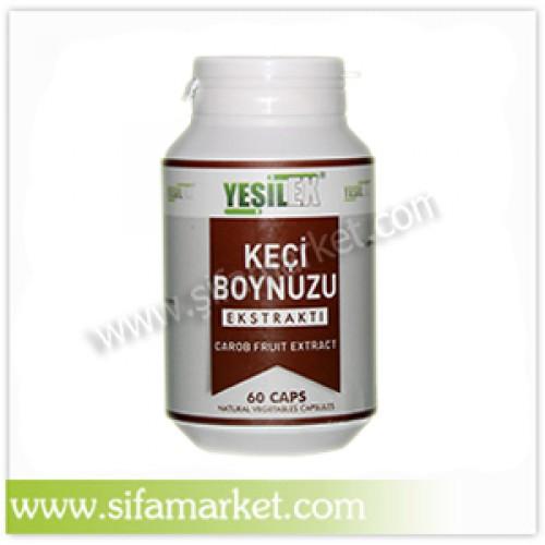 Yeşilex Keçi Boynuzu Ekstraktı 600 mg (60 Kapsül)
