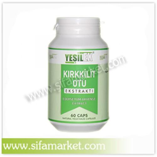 Yeşilex Kırkkilit Otu Ekstraktı 500 mg (60 Kapsül)
