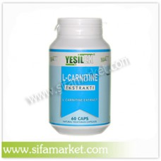Yeşilex L-Carnitine 700 mg (60 Kapsül)