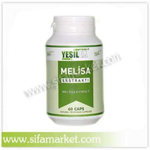 Yeşilex Melisa Ekstraktı 700 mg (60 Kapsül)