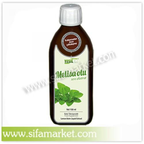 Yeşilex Melisa Sıvı Ekstraktı 150 ml.