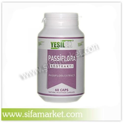 Yeşilex Passiflora Ekstract 700 mg (60 Kapsül)