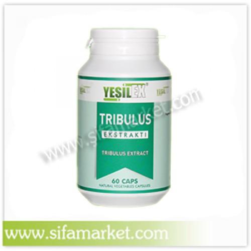 Yeşilex Tribulus Ekstraktı 650 mg (60 Kapsül)