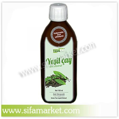 Yeşilex Yeşil Çay Sıvı Ekstraktı 150 ml.